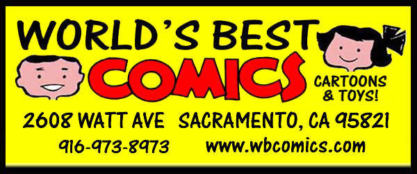 world's best comics logo