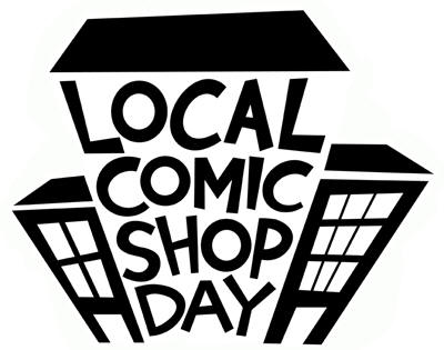 LOCAL COMIC SHOP DAY LOGO