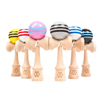 Tribute Kendama USA 3 Stripe Series
